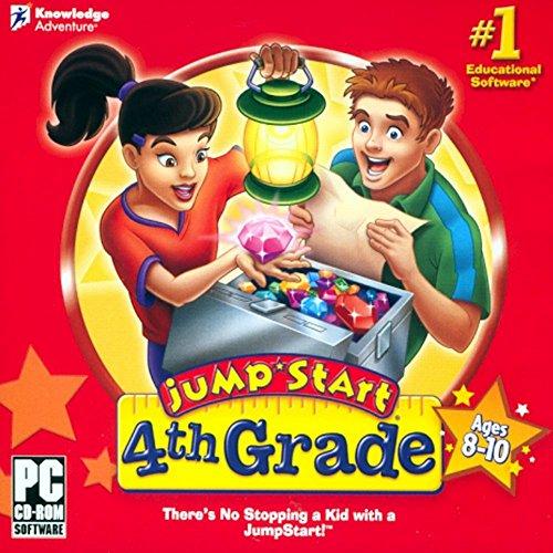 Knowledge Adventure Jump Start 4th Grade