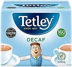 tetley chai tea caffeine
