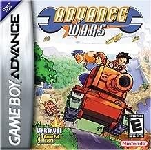 Best gameboy advance war games Reviews
