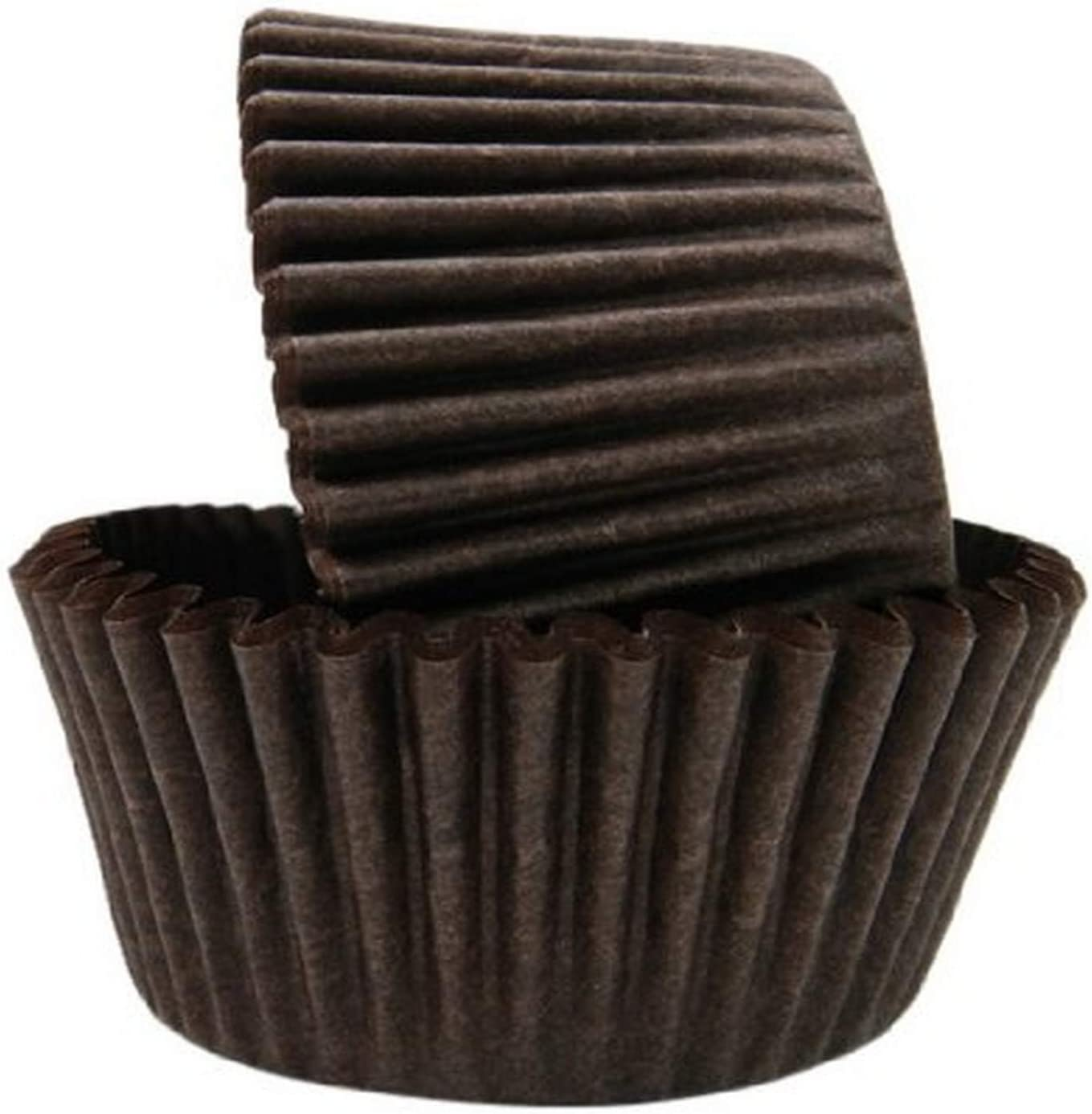 Regency Wraps Greaseproof Baking Cups Solid 40-Count Brown Super sale Spring new work St
