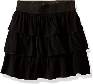 Best black tiered skirt Reviews
