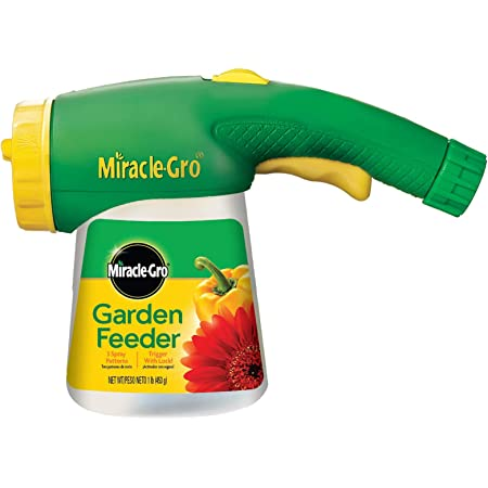 Miracle-Gro Garden Feeder with 1-Pound Miracle-Gro All Purpose Plant Food