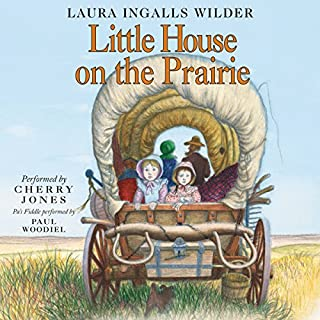 Little House on the Prairie audiobook cover art