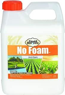 No Foam - Anti-Foam Quart, Defoamer for spray tanks