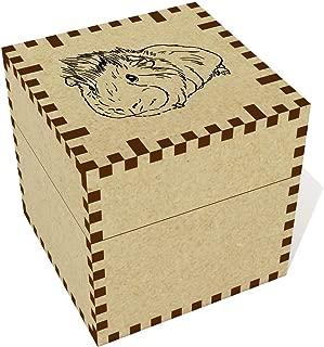 Azeeda Medium 'Pet Guinea Pig' Jewellery / Trinket Box (JB00041747)