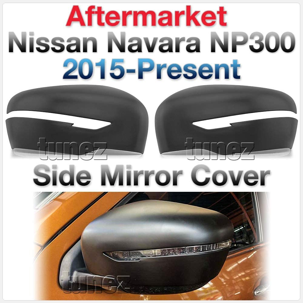TUNEZ Driver and Outlet sale feature Passenger Side Door For Nissan Nav Mirror Selling and selling Cover