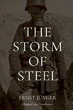 The Storm of Steel: Original 1929 Translation PDF