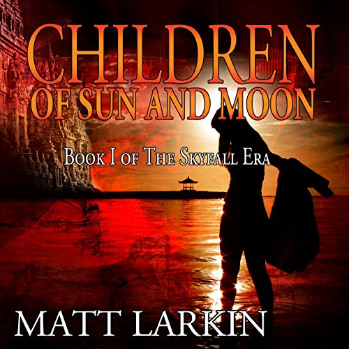 Children of Sun and Moon audiobook cover art