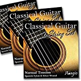 3Sets. Adagio profesional cuerdas para guitarra de nailon clásica