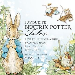 Favourite Beatrix Potter Tales cover art