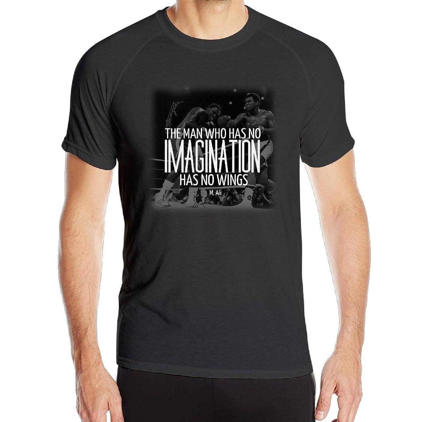 Men's Muhammad Ali Cassius Clay Champion 2016 Memorial Photo Sport Dri-fit Tshirt