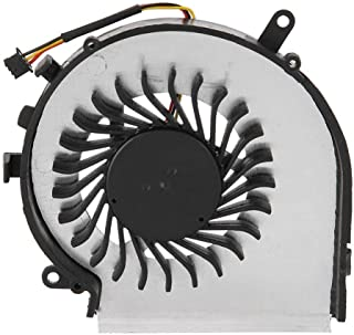 Byged CPU Cooler, CPU Cooling Fan para MSIed GE62 GL62 GE72 GL72 GP62 GP72 PE60 PE70 Series