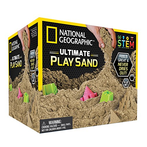 National Geographic Arena kinética Play Sand