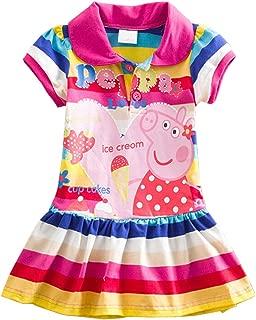 Best rainbow dress girls Reviews