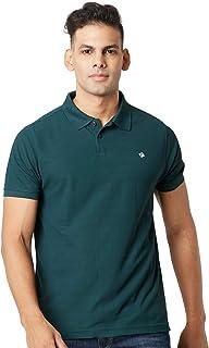 PRANERA Men's Classic Fit Polo T-Shirt