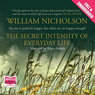 The Secret Intensity of Everyday Life cover art