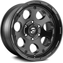 FUEL Enduro BD -Matte BLK Wheel with Painted (18 x 9. inches /6 x 139 mm, -12 mm Offset)