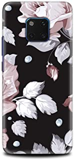 Huawei Mate 20 Pro Case - Art - Pink and White Roses - Art