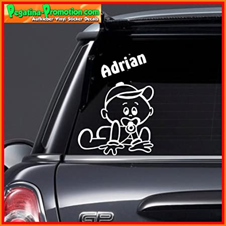 Top Quality Name Felix Name Sticker Car Sticker Decal Wall Art Stickers Decals For Glass Coated Door And All Smooth Surfaces Many Colours To Choose From Auto Sticker Baby On Board Name