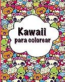 Kawaii para colorear: personajes lindos para colorear...