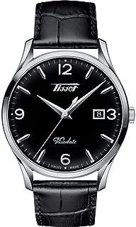 Tissot Men's Heritage Visodate - T1184101605700 Black/Silver One Size
