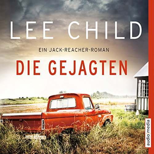 Die Gejagten (Jack Reacher 18) audiobook cover art