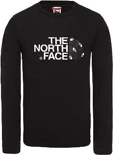 The North Face NF0A3YF7JK31 Felpa Bambino Nero S: Amazon.it