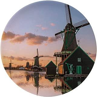 Ylljy00 Windmill Decor 10