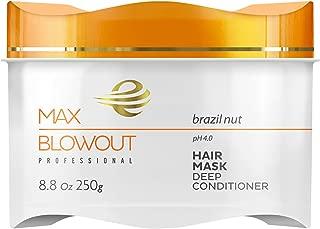 Eckoz Professional Max Blowout Brazil Nut Hair Mask