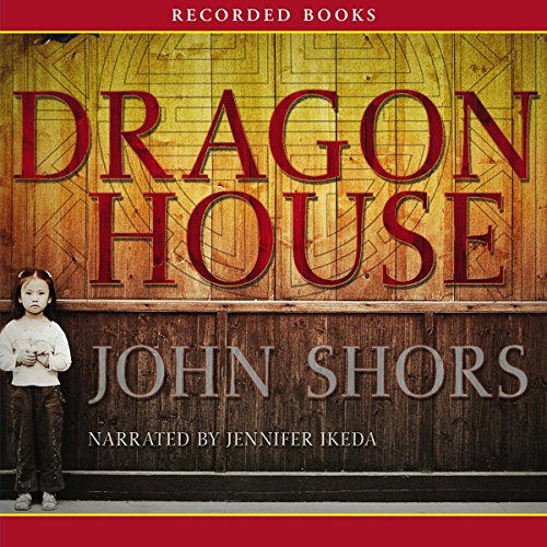 Dragon House audiobook cover art