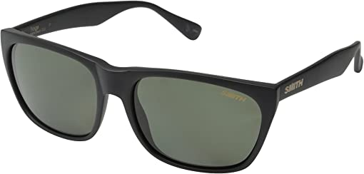 Matte Black/Polar Gray Green Carbonic TLT Lenses
