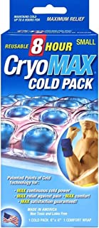 Cryo-MAX Reusable Cold Pack 8 Hour Small - Each, Pack of 3