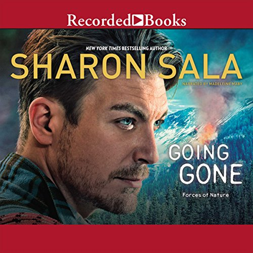 Going Gone audiobook cover art