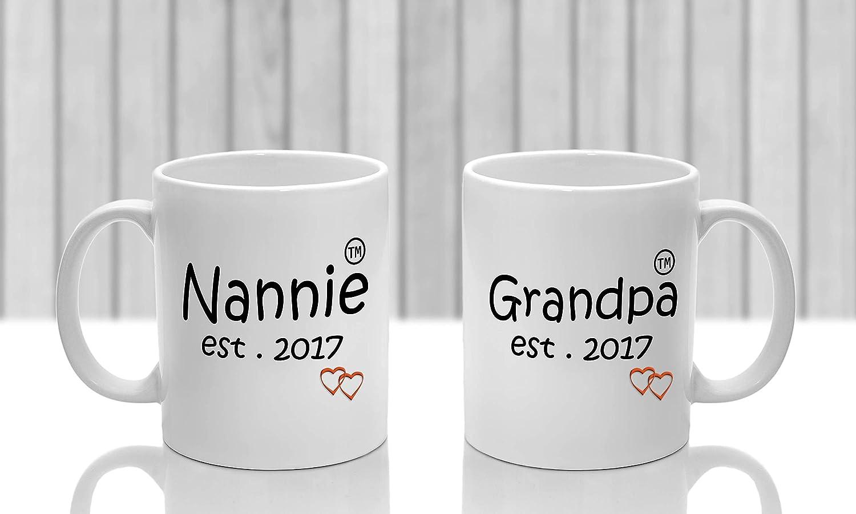 DKISEE Novelty Gift 11oz White M Coffee Phoenix Mall Grandparent New Ranking TOP17 Mug