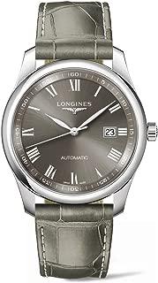 [ロンジン] 腕時計 ロンジン マスターコレクション 自動巻き L2.793.4.71.3 メンズ 正規輸入品 グレー