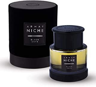 ARMAF Black Onyx Niche Perfume For Unisex - 90Ml