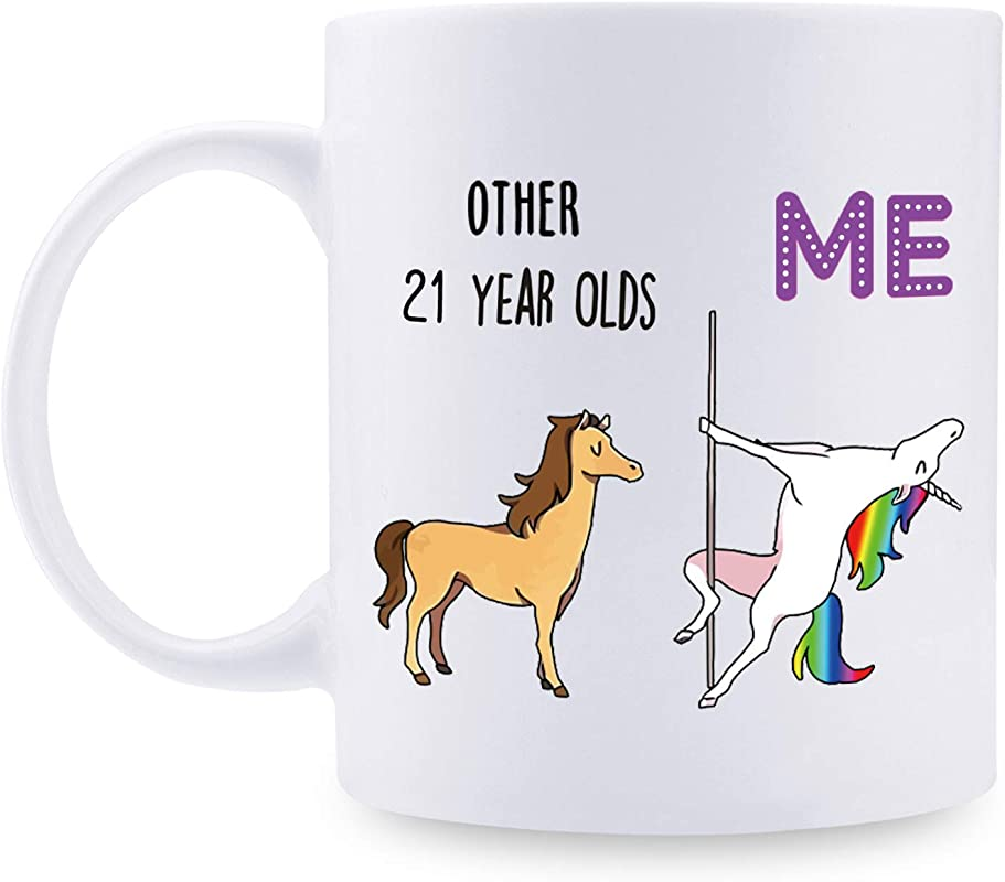 21st Birthday Gifts For Women 1998 Birthday Gifts For Women 21 Years Old Birthday Gifts Coffee Mug For Mom Wife Friend Sister Her Colleague Coworker 11oz