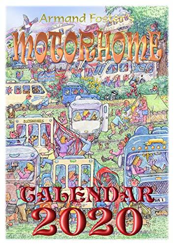 Motorhome Calendar 2020 - Armand Foster's Cartoons