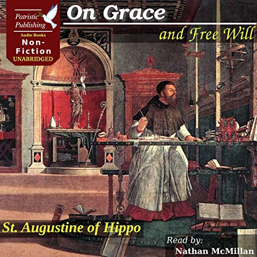 On Grace and Free Will cover art