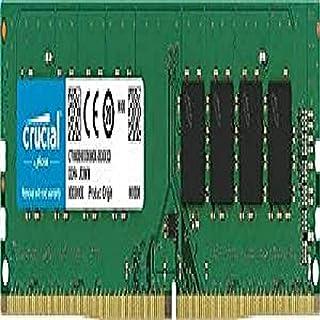 Crucial(Micron製) デスクトップPC用メモリ PC4-19200(DDR4-2400) 8GB×2枚 / CL17 / SRx8 / 288pin / 永久保証 / CT2K8G4DFS824A
