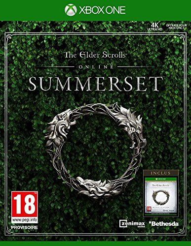 Elder Scrolls online: Summerset - Xbox One [Importación francesa]