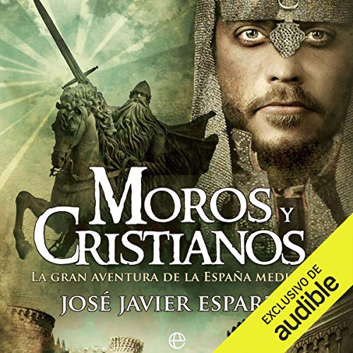 Moros y cristianos audiobook cover art