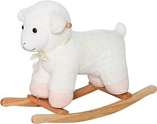 baby rocking lamb