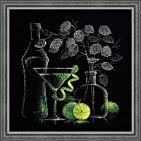Still Life with Martini(クロスステッチキット)