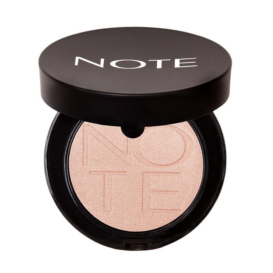 導入する上医学NOTE Cosmetics ルミナスシルクモノアイシャドウ、 第13号