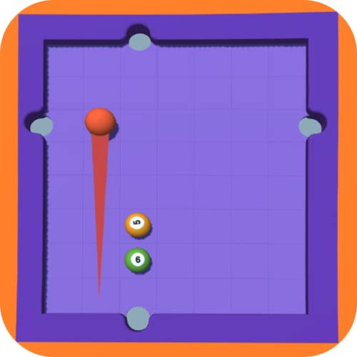 8 Pool Billiard Puzzle Game - Crazy 8 Pool Billiards - Super 8 Ball For Kindle