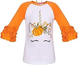 unicorn pumpkin shirt