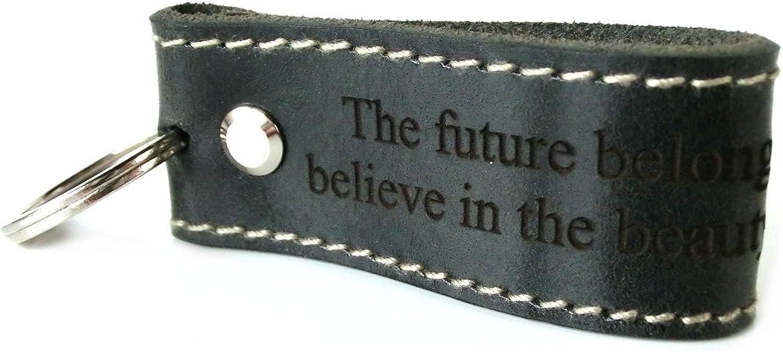AREA17® AREA17® AREA17® Leder Schlüsselanhänger mit Kontrastnaht, schwarz -INKLUSIVE WUNSCH GRAVUR B00AD6O5PW 84bbd6