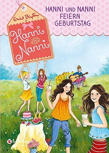 Hanni und Nanni, Band 36: Hanni und Nanni feiern Geburtstag