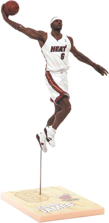 artículos de promoción NBA Miami Heat McFarlane McFarlane McFarlane 2012 Series 21 LeBron James figurine  para mayoristas